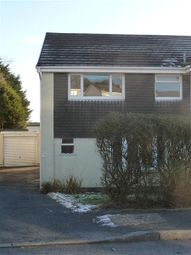 Thumbnail 3 bed semi-detached house to rent in Erw Non, Llannon, Llanelli