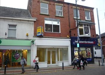 Thumbnail Retail premises to let in 51 Bradshawgate, Leigh, Lancashire