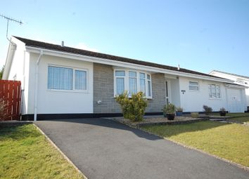Thumbnail 5 bed detached bungalow for sale in Castle View, Whitlow, Saundersfoot