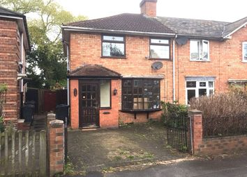 Thumbnail 3 bedroom semi-detached house to rent in Hazelville Road, Birmingham