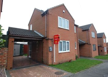 Thumbnail 2 bed detached house to rent in Meadow Lane, Newhall, Swadlincote, Derbyshire