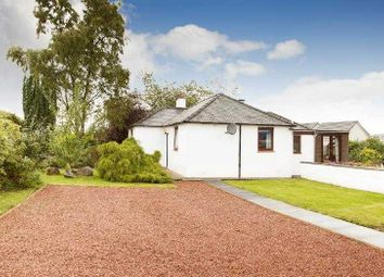 Thumbnail 3 bed bungalow for sale in East Calder, Livingston