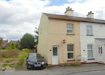Thumbnail 2 bed end terrace house for sale in Westfield Street, Hereford