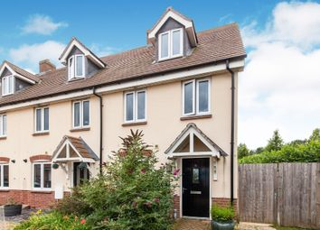 Thumbnail 3 bed town house for sale in Stroudley Way, Hailsham