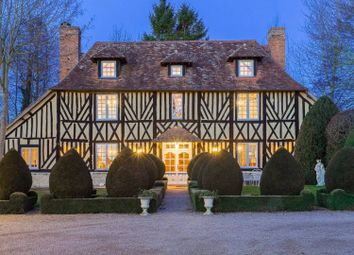 Thumbnail 4 bed property for sale in Manor House, Cambremer, Normandy, Normandy, France