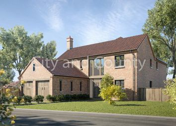 Thumbnail 4 bed detached house for sale in Minuet Village, Minuet Paddocks, Coates