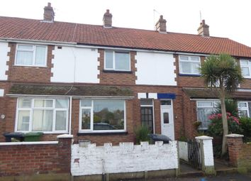 Thumbnail 3 bed terraced house to rent in Trafalgar Road West, Gorleston, Great Yarmouth