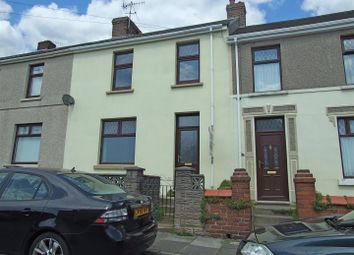 Thumbnail 3 bed terraced house to rent in Margam Place, Llanelli