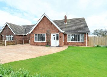 Thumbnail 3 bed detached house for sale in Orchard Close, Burton-Upon-Stather, Scunthorpe