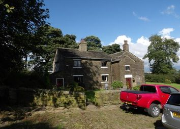 Thumbnail 5 bed equestrian property for sale in Park Road, Helmshore, Lancashire