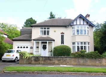 Thumbnail 3 bed detached house for sale in Menlove Gardens North, Calderstones, Liverpool