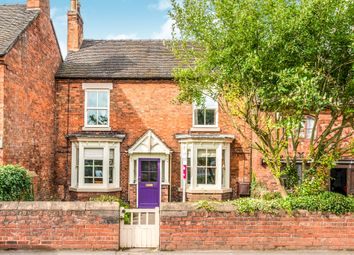 Thumbnail 3 bedroom terraced house for sale in Ashbourne Road, Rocester, Uttoxeter