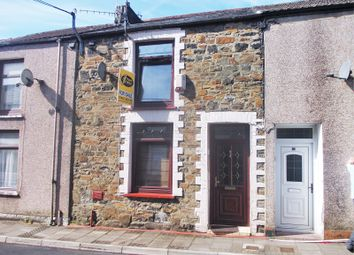 Thumbnail 2 bed terraced house for sale in Glynrhondda Street, Treorchy, Rhondda, Cynon, Taff.