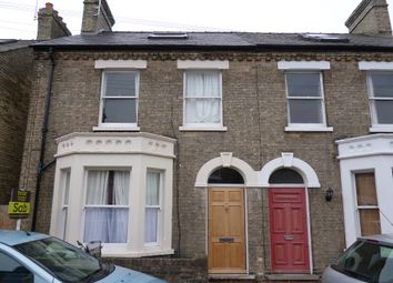 Thumbnail 4 bed terraced house to rent in Ross Street, Cambridge
