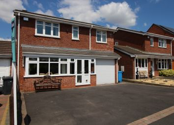 4 bed detached house for sale in Rosewood Gardens, Essington, Wolverhampton WV11