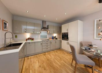 Thumbnail 1 bed flat for sale in Langley Square, The Earl Block, Dartford