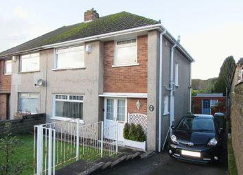 Thumbnail 3 bedroom semi-detached house for sale in The Sanctuary, Cardiff