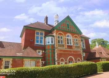 Thumbnail 2 bed flat for sale in Goldsmith Way, St Albans, Hertfordshire
