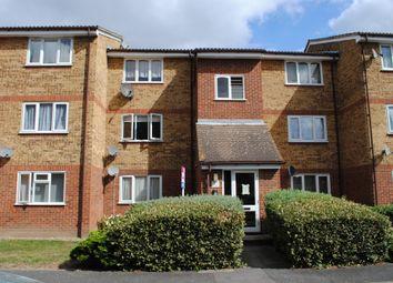 Thumbnail 1 bedroom flat for sale in Stirling Close, Rainham