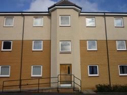 Thumbnail 2 bed flat to rent in Rose Street, Lesmahagow, Lanark