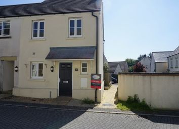 Thumbnail 2 bed terraced house for sale in Weeks Rise, Camelford