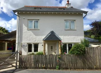 Thumbnail 3 bedroom detached house for sale in Stoke Fleming, Dartmouth, Devon