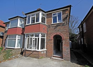 Thumbnail 3 bed semi-detached house to rent in Avenue Crescent, Cranford