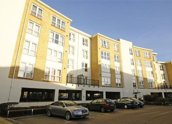 Thumbnail 2 bedroom flat to rent in Admirals Way, Gravesend