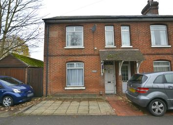 Thumbnail 2 bedroom end terrace house for sale in Bar End Road, Winchester, Hampshire