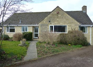 Thumbnail 3 bed bungalow to rent in Dikler Close, Bourton-On-The-Water, Cheltenham, Gloucestershire