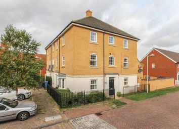 Thumbnail 3 bed town house for sale in Hawthorn Close, Red Lodge, Bury St. Edmunds