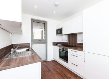 Thumbnail 1 bed flat to rent in Waterside Park, Waterside Heights, Royal Docks