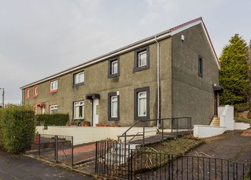 Thumbnail 3 bed flat for sale in Geddes Road, Balornock, Glasgow