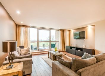 Thumbnail 3 bed flat for sale in Waterside Way, Nottingham