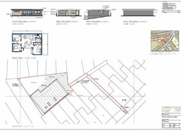 Thumbnail Land for sale in Priory Road, Hastings, East Sussex