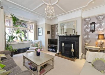 Thumbnail 4 bed terraced house for sale in Strathmore Road, London