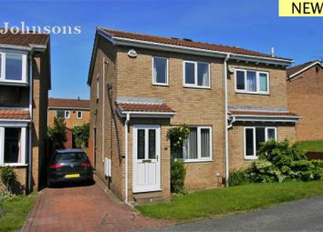 Thumbnail 2 bed semi-detached house for sale in Ricknald Close, Aughton, Sheffield.