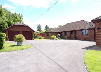 Thumbnail Detached bungalow for sale in Barrow Hill, Goodworth Clatford, Andover