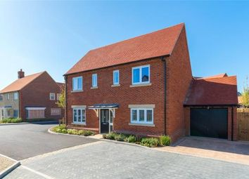 Thumbnail 4 bed detached house for sale in Haddenham, Aylesbury, Buckinghamshire