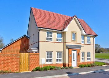 Thumbnail 3 bed detached house for sale in Kings Chase, Romsey, Hampshire