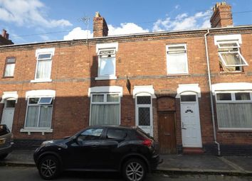 Thumbnail 2 bed terraced house for sale in Furber Street, Crewe