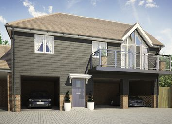 "Thumbnail 2 bed duplex for sale in ""The Tunstall"" at Avocet Way, Ashford"