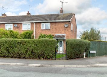 Thumbnail 3 bed end terrace house for sale in Queens Crescent, Chester, Cheshire West And Chester