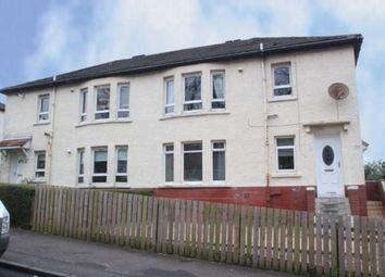 Thumbnail 2 bedroom flat for sale in Bangorshill Street, Thornliebank, Glasgow, Lanarkshire