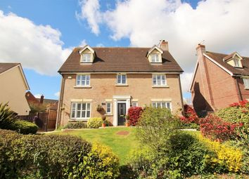 Thumbnail 5 bed detached house for sale in Queenborough Grove, Queenborough Lane, Great Notley, Braintree, Essex