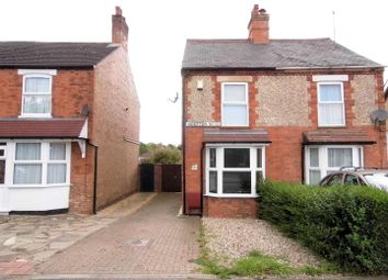 Thumbnail 2 bed semi-detached house for sale in Wootton Road, Gaywood, Kings Lynn