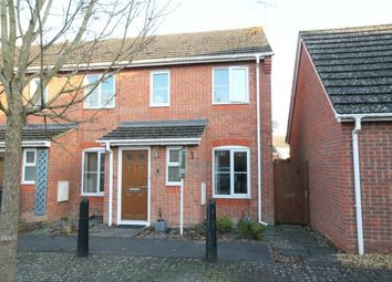 Thumbnail 2 bed end terrace house for sale in Dickson Glade, Thatcham