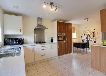 Thumbnail 4 bedroom detached house for sale in Spitfire Road, Castle Donington, Derby
