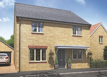 Thumbnail 5 bed detached house for sale in Eastrea Road, Whittlesey, Peterborough