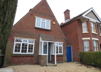 Thumbnail 3 bed detached house for sale in Langhorn Road, Southampton